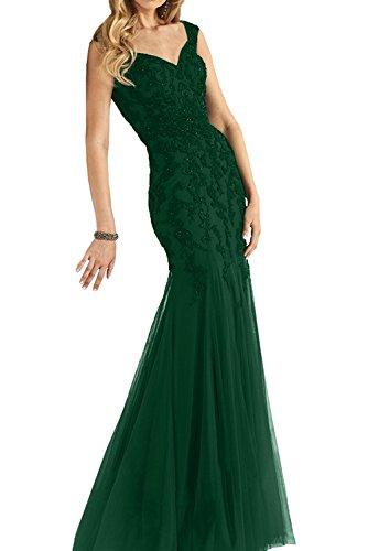 La mia Braut Etuikleider Abendkleider Partykleider Jugendweihe Kleider  Standsamt Kleider Brautmutterkleider Lang Dunkel Gruen vSpVpDRfu 83930f8209