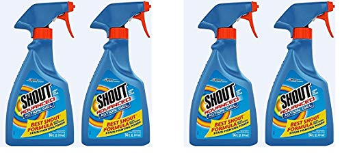 Shout Advanced Action Cleaning Pack