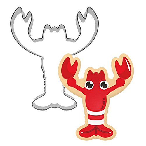 Lobster Biscuit Cookie Cutter - Stainless Steel