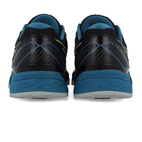 da 6 Running Gel Blu Uomo Aqua Deep Fujitrabuco Scarpe 400 Black Asics wIXACxI