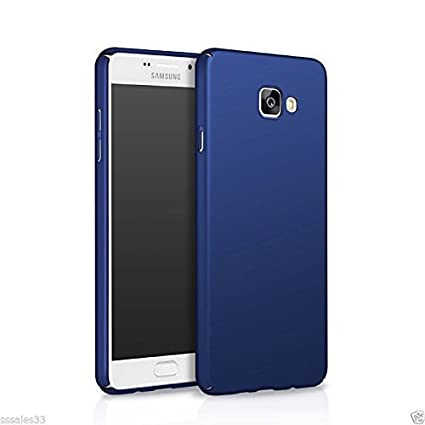 new product 8c4e7 52168 NewBreed Back Cover for Samsung J 7 Max Blue: Amazon.in: Electronics
