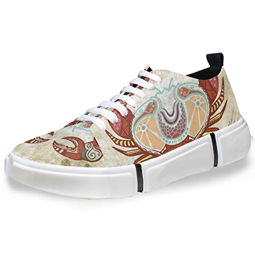 Cancer Zodiac Shoes