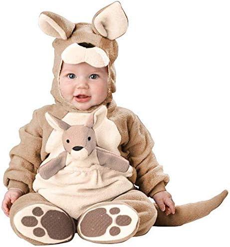 Valigrate Navidad Halloween Bebé Recién Nacido Mono Animal Disfraz ...