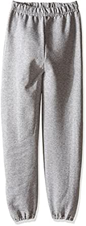 Jerzees Youth Fleece Sweatpant, Oxford, Small