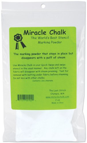 Miracle Chalk Powder-2 Ounces 1 pcs sku# 644637MA