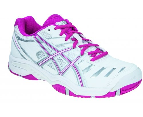 Challenger Women's Shoes Plata 9 Fucsia Blanco Gel Tennis Asics 5twCqgt