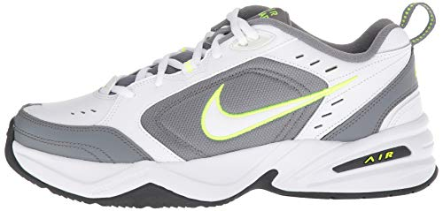 Nike Men's Air Monarch IV Cross Trainer, White-Cool Grey-Anthracite, 7 Regular US by Nike (Image #5)