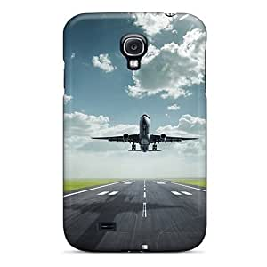 LightTower Snap On Hard Case Cover Beautiful Plane Protector For Galaxy S4