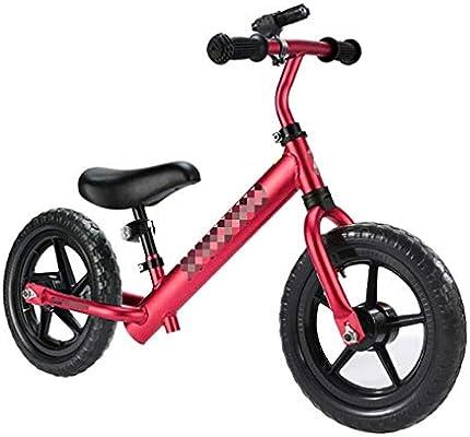 Bicicleta Sin Pedales Ultraligera Equilibrio para niños Bici para ...