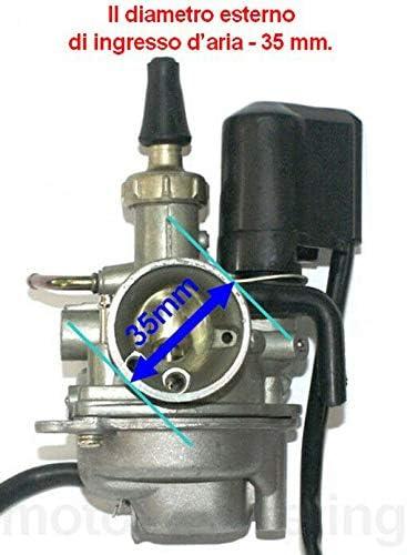 Unbranded CARBURATORE 12mm Starter Automatico per Honda SFX50 SFX Sport 50 da1997
