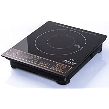 Best Countertop Portable Stove : ... Secura 8100MC 1800W Portable Induction Cooktop Countertop Burner, Gold