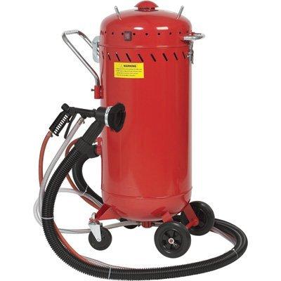 AllSource ASC41700 Vacuum Media Abrasive Blaster, 28 gallon (Vacuum Media Abrasive Blaster, 28 Gallon) by AllSource