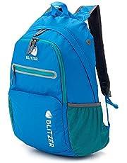 Ultraleicht Faltbarer Cityrucksack Leichter Rucksack Wasserfest Perfekt für Klettern Camping Radfahren Wandern Daypack Unisex 25L