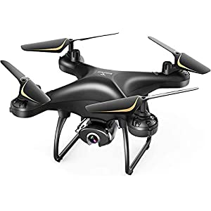 SNAPTAIN SP650 Drone avec Caméra 1080P Full HD 120° Grand Angle Réglable, WiFi Transmission en Temps Réel ,Contrôle…