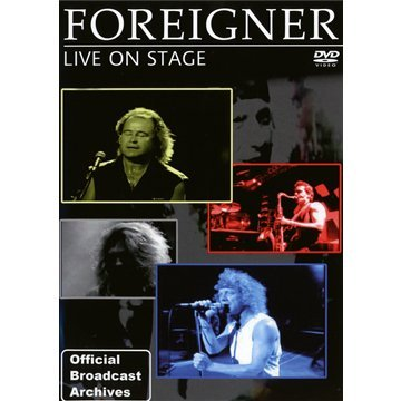 Live on StageOfficial Broadcast Archives [DVD] [Import] B0058OR3V2