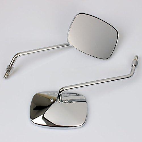 2x Rearview Mirror Emgo 20-42450