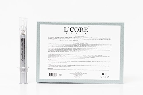 L'Core Paris Crystalline Wrinkle Filler - Neutral Color, Fits All Skin Types, Most Effective Anti Aging Product by L'core paris (Image #4)