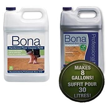 Amazon Com Bona Hardwood Floor Cleaner Refill With
