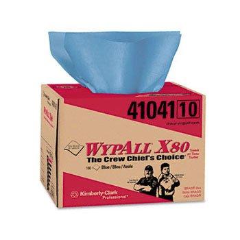 Kimberly-Clark Wypall profesional® ® Almohada toallas toallitas, Wypall X80, Be (unidades of2): Amazon.es: Oficina y papelería