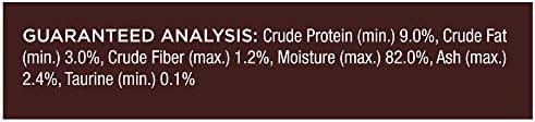 Castor & Pollux Pristine Grain Free Wet Cat Food Morsels in Gravy (24) 3 oz. Pouches