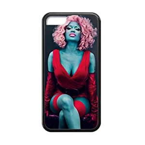 Welcome!Iphone 5C Cases-Brand New Design Nicki Minaj Printed High Quality TPU For Iphone 5C 4 Inch -07