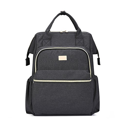 HaloVa Diaper Bag, Mummy Travel Backpack, Baby Care Waterpro