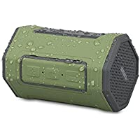 PUREBOX Portable Wireless Bluetooth Speakers IPX5 Waterproof and Shockproof Enhanced Bass Built in Mic Water Resistant for Outdoor Sports Shower Pool Beach Car Camping Cycling Hiking