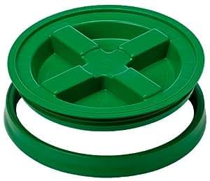 The Gamma Seal Lid, Green Color: Green Outdoor/Garden/Yard Maintenance (Patio & Lawn upkeep)