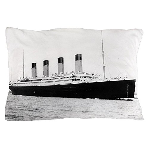 - CafePress Titanic Standard Size Pillow Case, 20