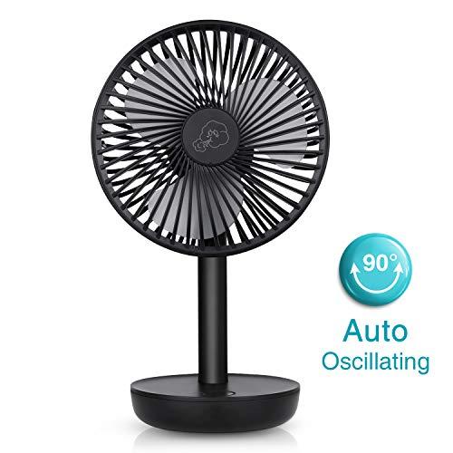 7 inch oscillating fan - 1