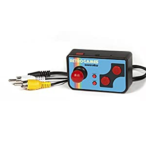 Thumbs Up! Retro 200 Games Controller with RCA Cables