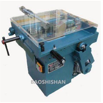 HYC-100 Precision Thimble Cutting-off machine Die Cutting machine Cutter 380V