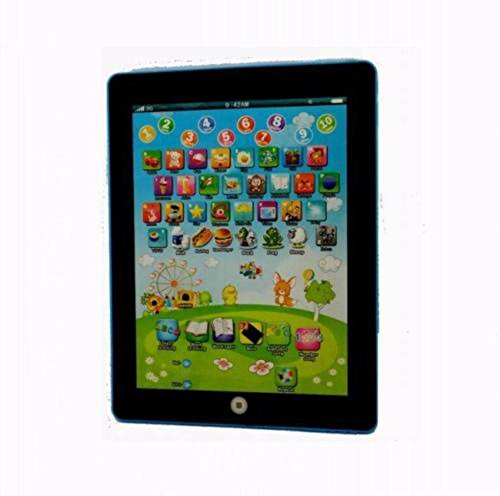 Educational Kids Touch Type Tablet Learning Computer Toy - Toy Computers