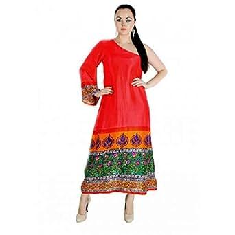 Anaaqa Fashion Multi Color Casual Kurta & Kurtis For Women
