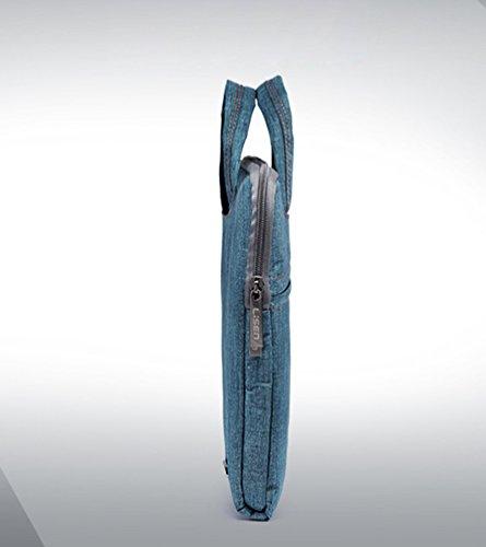 Baymate Moda Fundas para Portatil Blanda Bolso Sleeve Maletín para Ordenador Portátil (11.6-15.6 pulgadas) Estilo5 11.6 Pulgada (30.5*20*2.5cm)