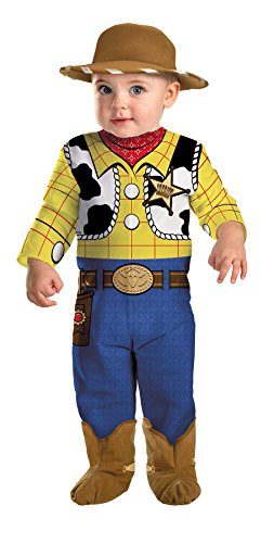 Morris Costumes TOY STORY WOODY INFANT, 0-6 MOS]()