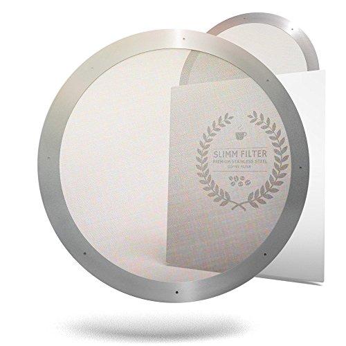 Reusable Premium Metal Filters