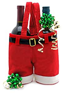 Amazon.com: Bolsa de Santa Pantalones caramelo bolsas de ...