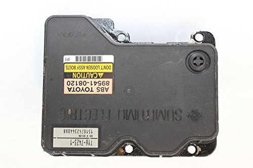 Toyota 04-08 SIENNA ABS ANTI-LOCK BRAKE CONTROL MODULE 89541-08120