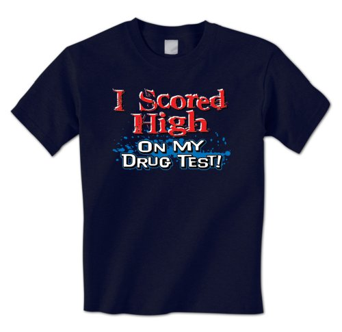 Navy Drug Test - I Scored High On My Drug