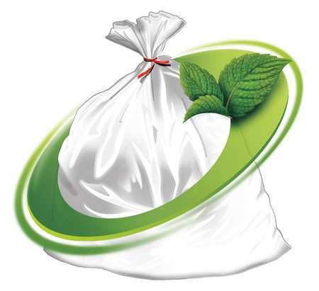 Mint 393 (Trash Bags, 45 gal, 16 Micron, PK250)