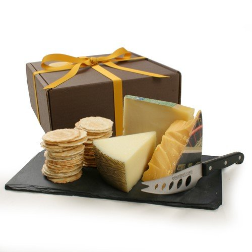 Merlot Stock - Merlot Cheese Assortment in Gift Box (25.25 ounce)