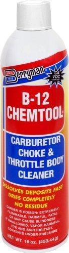 Berryman (0117C) B-12 Chemtool Carburetor/Choke and Throttle Body Cleaner - 16 oz. by Berryman Products