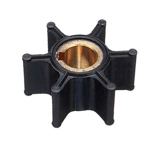 Water Pump Impeller 387361/763735 for Evinrude OMC 2-6HP Outboard Motor - Machinery Parts Other Accessories - 1pc x Water Pump Impeller