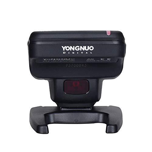 YONGNUO Trigger Flash Trigger YN-E3-RT II E3-RT II E3RT II TTL Flash Speedlite Wireless Transmitter for Canon ST-E3-RT/600EX-RT(II)/YONGNUO YN968EX-RT/YN600EX-RT(II)/YN686EX-RT/YNE3-RX by YONGNUO