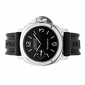 Panerai Luminor Marina mechanical-hand-wind mens Watch PAM00111 (Certified Pre-owned)