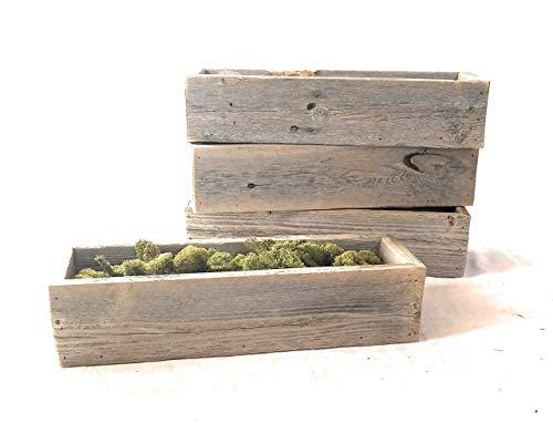 Farmhouse Rustic Barnwood Catch All/Decorative Tray- The Nest Box