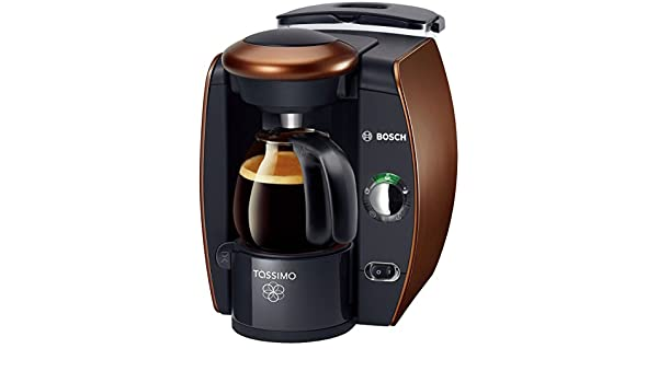 Bosch Cafetera Multibebidas Tassimo TAS4017: Amazon.es: Hogar