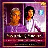 Mesmerizing Maestros – Pt. Brijbhushan Kabra / Ustad Zakir Hussain (Indian Classical Guitar & Tabla)