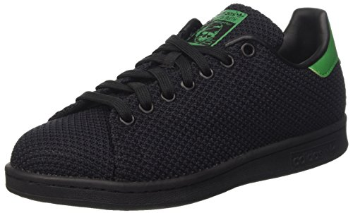 Smith Green Hombre Core Zapatillas Black Core Negro Black para Stan Adidas 5Sq64FvO5